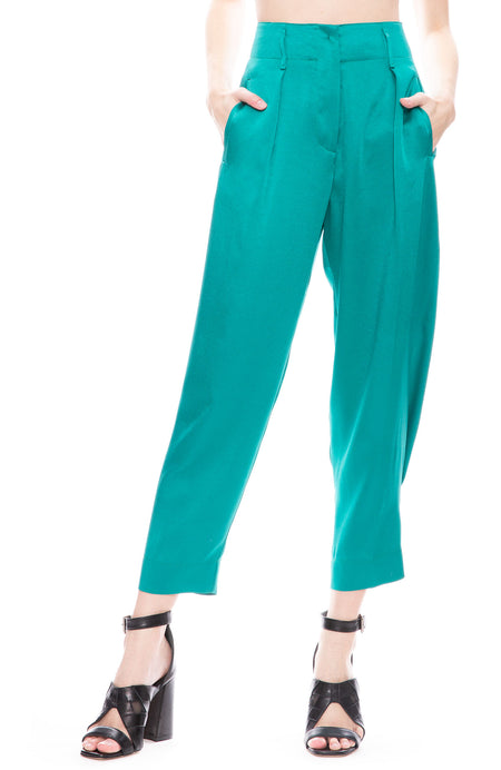 Satin Crepe Pants
