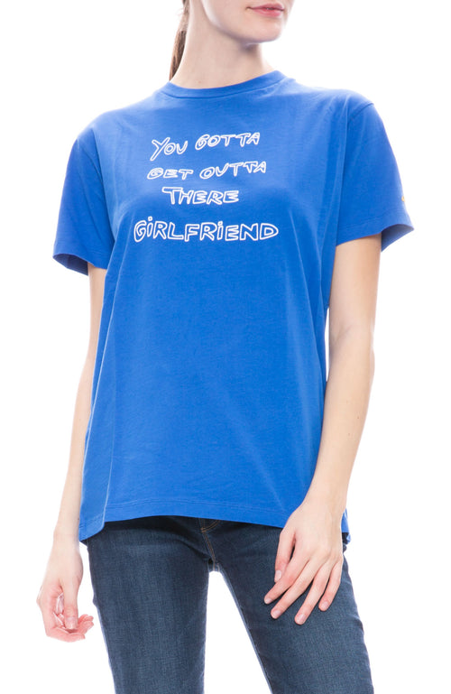 Bella Freud Girlfriend T-Shirt at Ron Herman