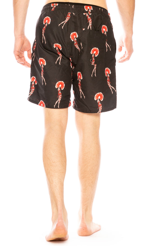 Timothy Flapper Swim Shorts