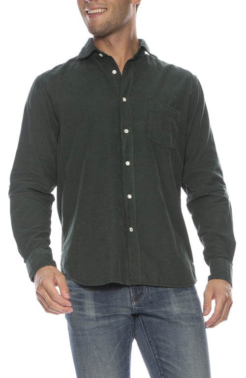 Paul Pat Corduroy Shirt