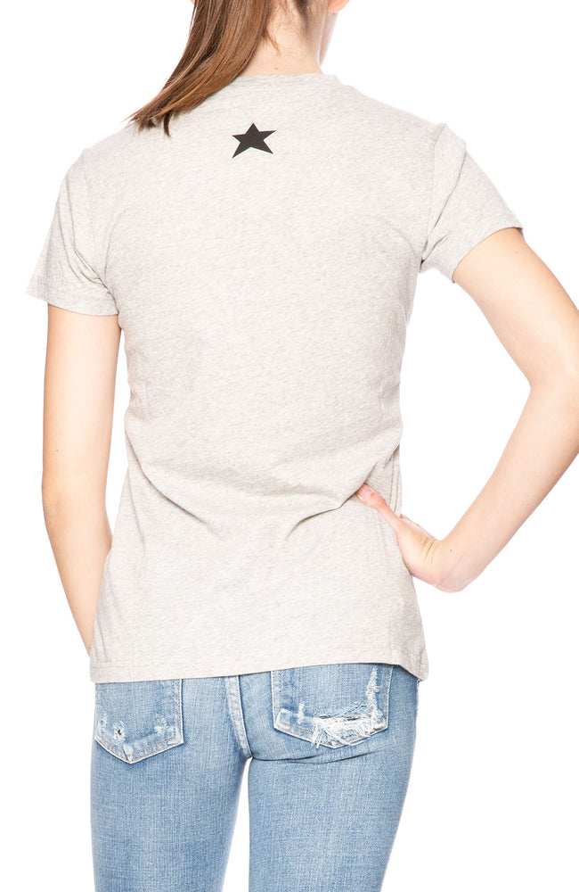 Bella Freud French Women T-Shirt in Gray at Ron Herman