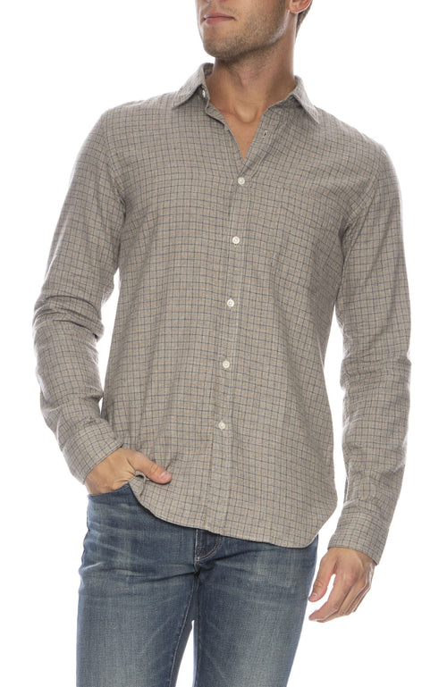 Storm Slim Fit Flannel Shirt