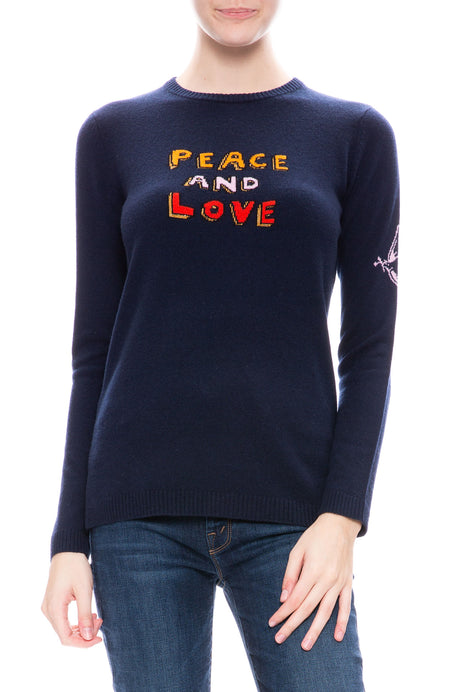 Peace Love Jumper