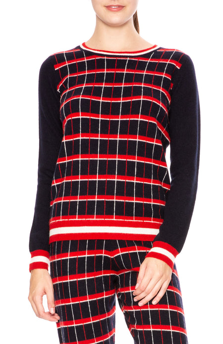 Telesto Plaid Sweater