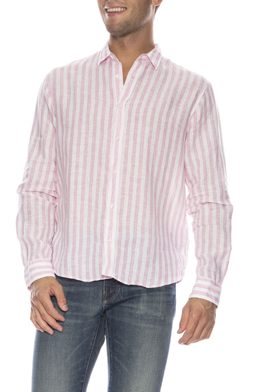 Paul Stripe Linen Shirt