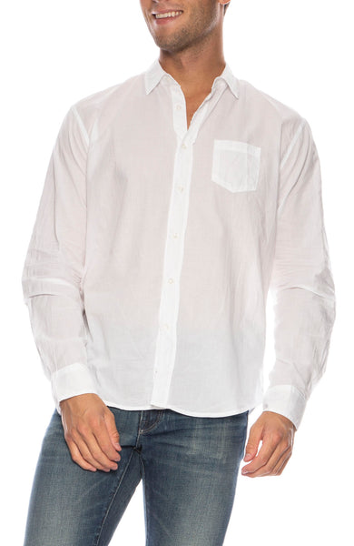 Luke Light Poplin Shirt