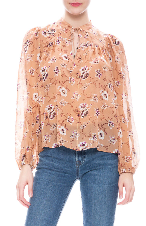 Ulla Johnson Constance Blouse at Ron Herman