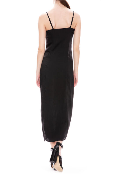 Amuse Society Island Fever Dress in Black