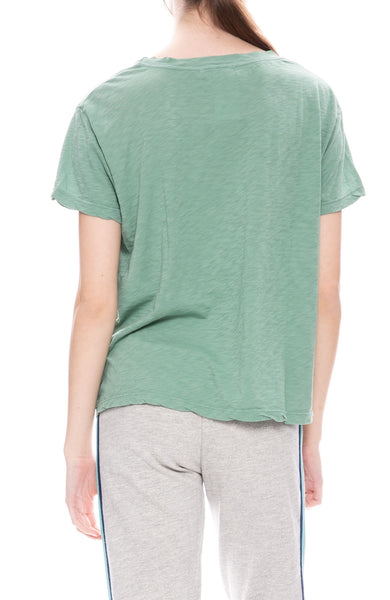 Sundry Vintage T-Shirt in Agave Green at Ron Herman