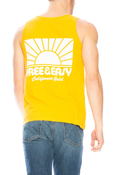 Free & Easy Rays Tank at Ron Herman