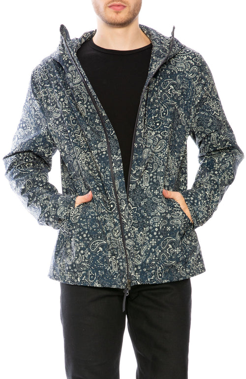 Woolrich Southbay Paisley Print Jacket at Ron Herman