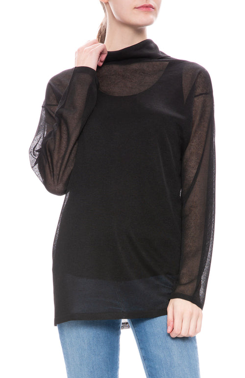 Riley Sheer Blouse