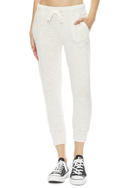 Sporty French Terry Sweatpants