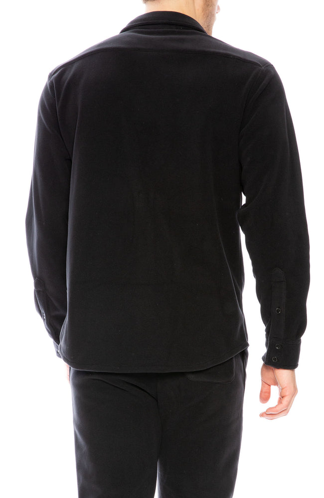 Iro Prio Fleece Shirt at Ron Herman