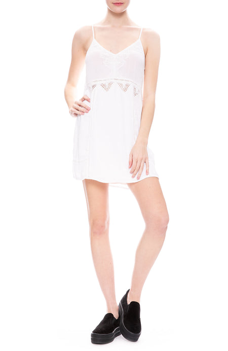 Beach Lace Cami Dress