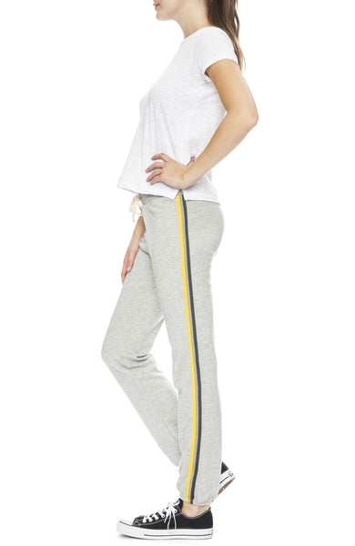 Stripe Side Sweatpant