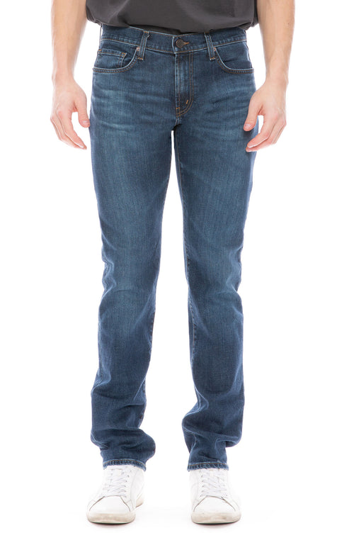 J Brand Mens Kane Straight Fit Jean In Tellus