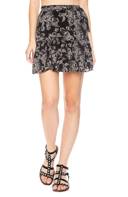 Steal My Heart Wrap Skirt