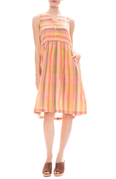Ace & Jig Rooney Paradise Stripe Turnaround Dress