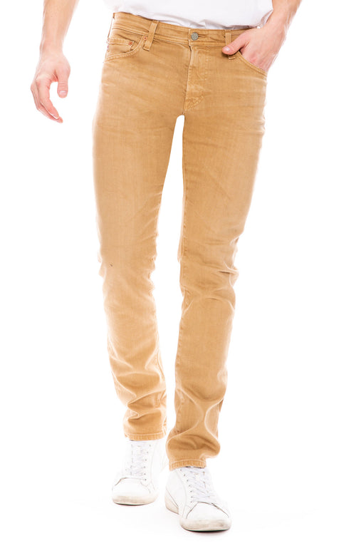 AG Jeans Mens Tellis Jeans in 7 Years Tawny Umber