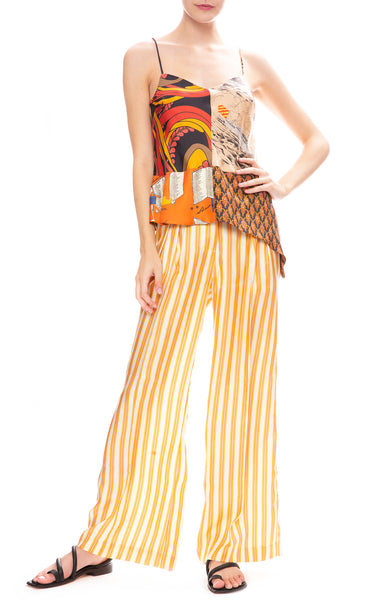 La Prestic Ouiston Luca Pants with Fresia Top