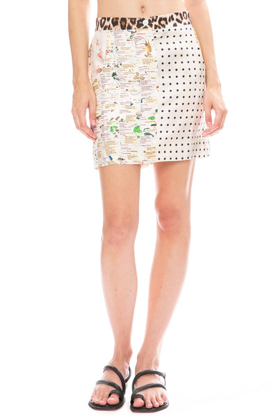 La Prestic Ouiston Mini Saint Tropez Skirt