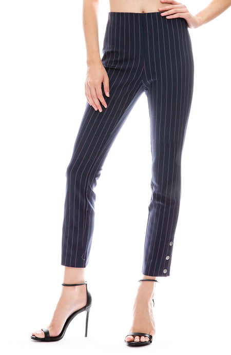 Simone Snap Ankle Pant