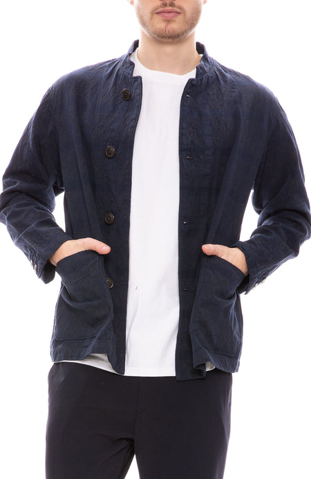 Button Up Pocket Jacket