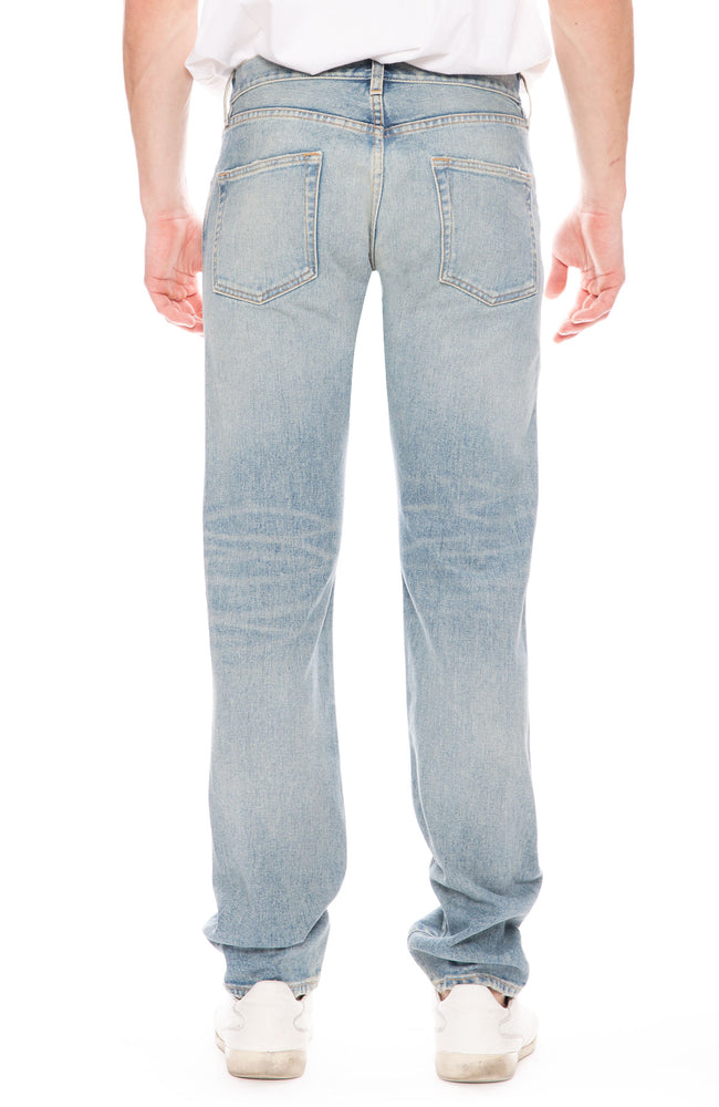 Simon Miller M001 Narrow Jean in Vintage Wash #7