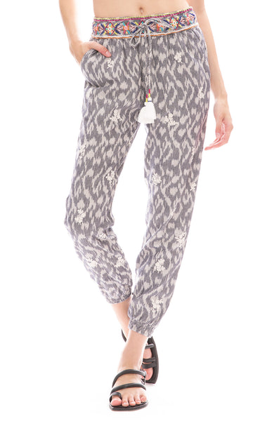 Star Mela Sonika Embroidered Pants