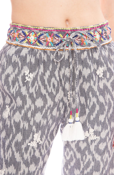 Sonika Embroidered Pants
