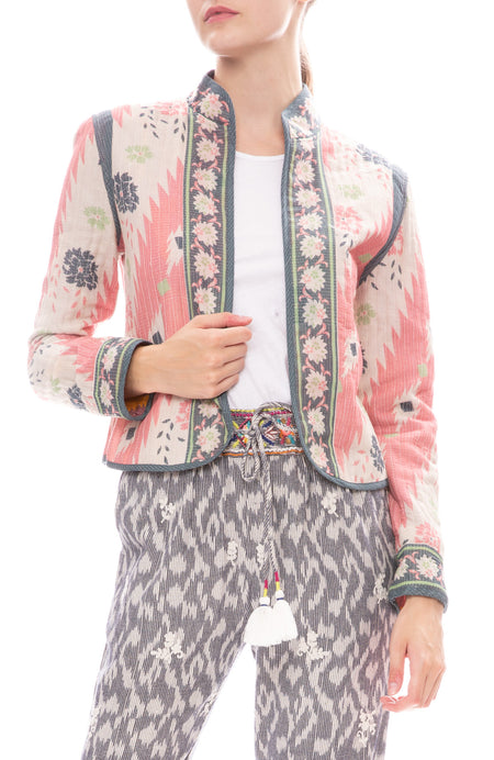 Reversible Nemi Print Jacket