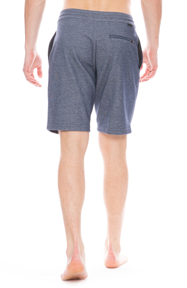 Vissla Mens Sofa Surfer Shorts in Navy Heather