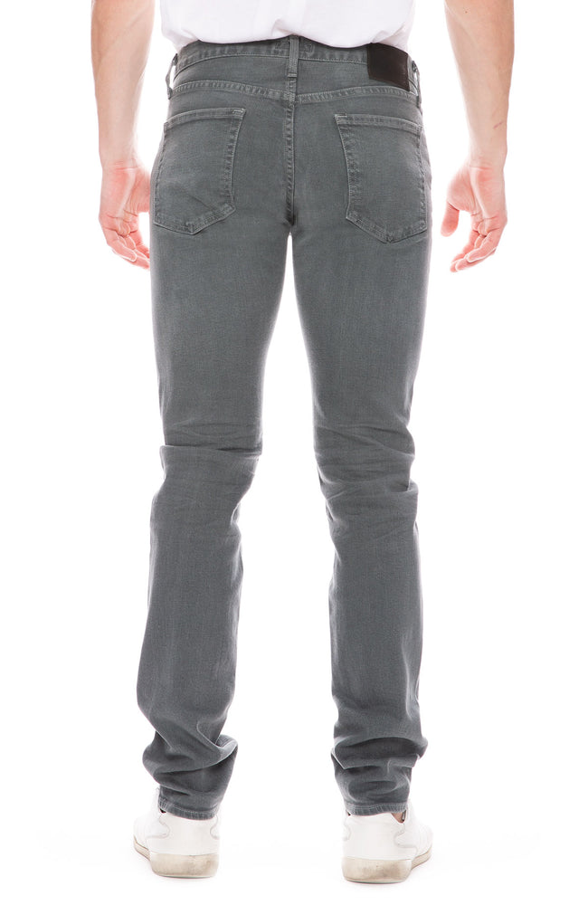 S.M.N. Mens Finn Slim Taper Jean in Jaden