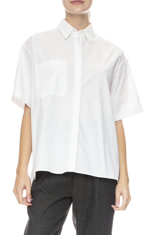 Oversize Button Down Shirt