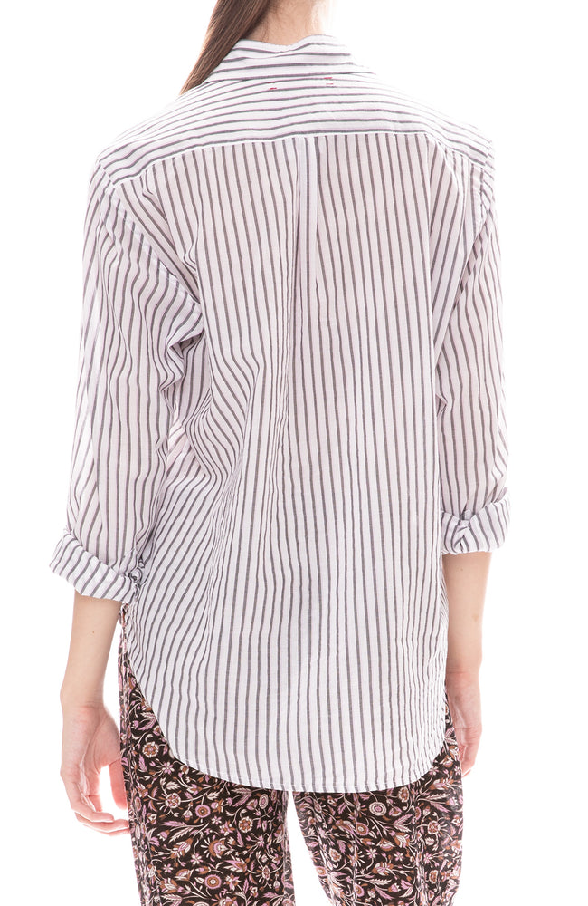 Beau Striped Shirt