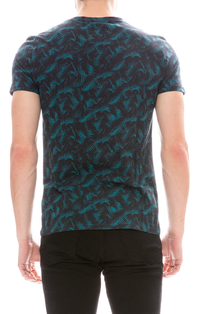 MX Paris by Maxime Simoens Jungle Print T-Shirt