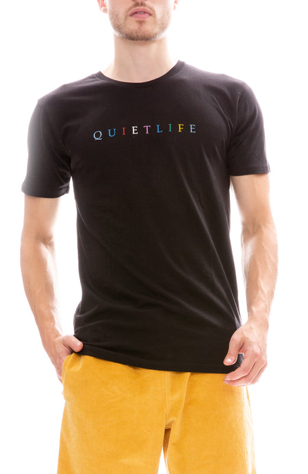 Rainbow Logo T-Shirt
