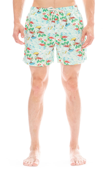 Speed Dawg Swim Short