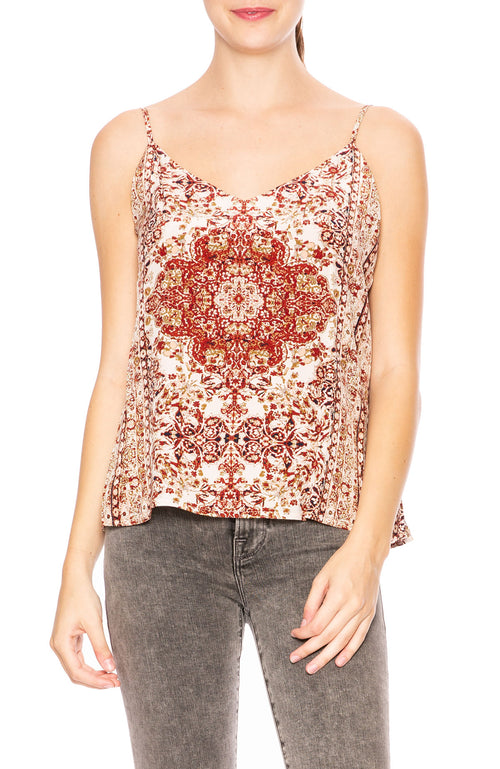 Jane Printed Cami