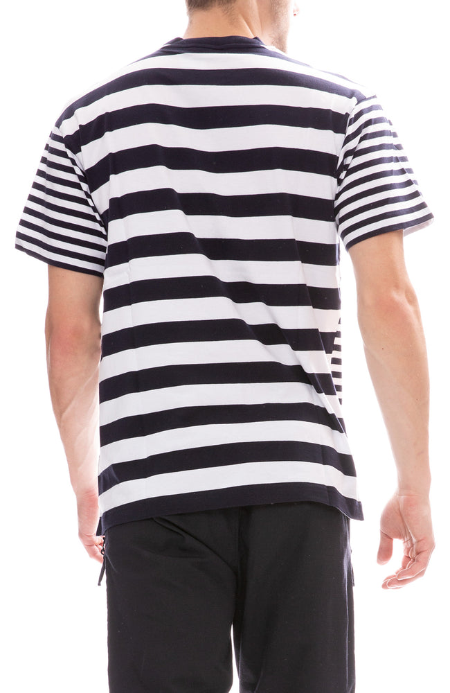 Carhartt WIP Barkley Stripe Pocket Tee