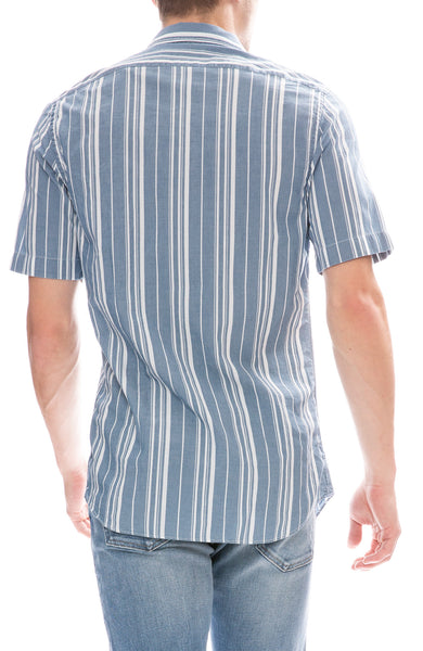 Exclusive Multi Bar Stripe Shirt