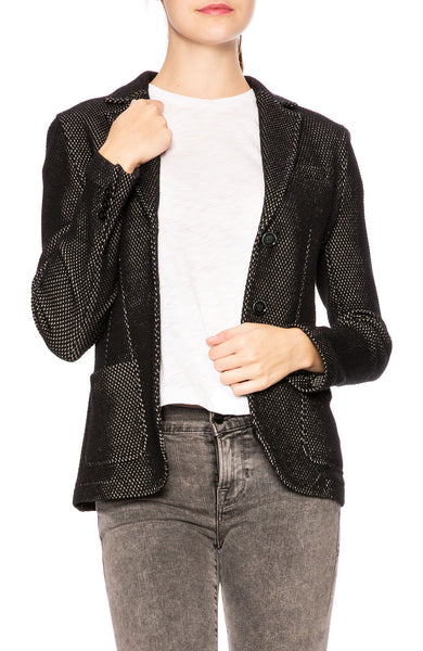 Honeycomb Blazer