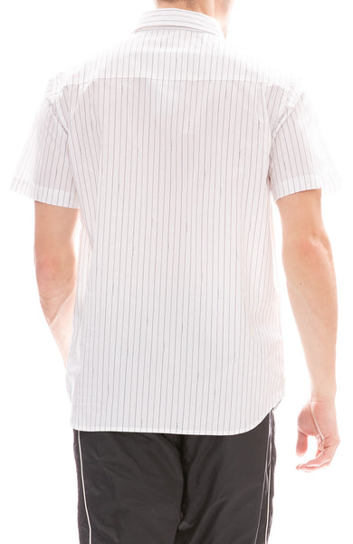 Nico Logo Striped Shirt