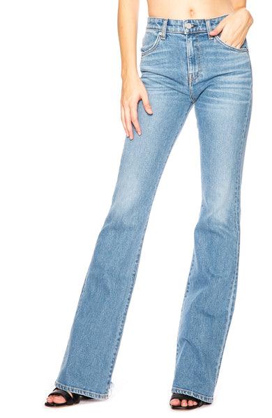CQY Wes Flare Jean at Ron Herman