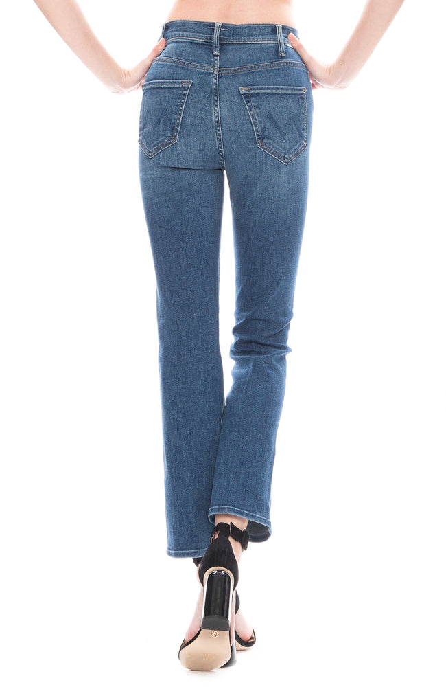 Mother Hustler Ankle Jean in Satisfaction Guaranteed