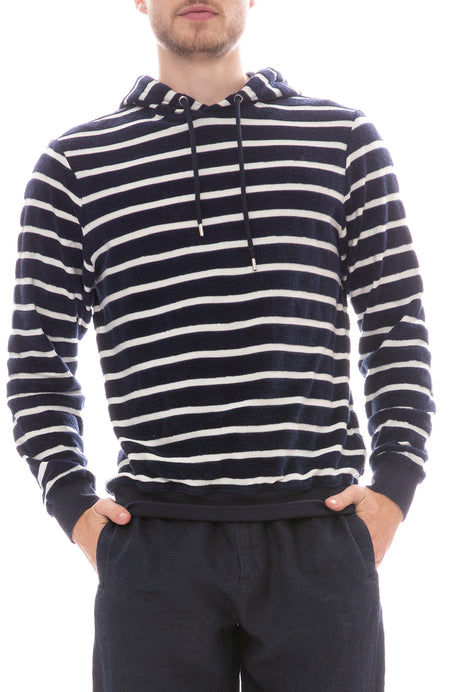 Powell Hudson Towelling Sweatshirt