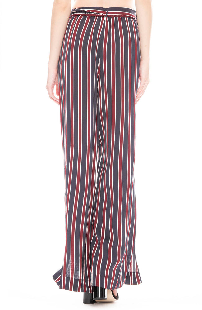Side Slit Easy Pant