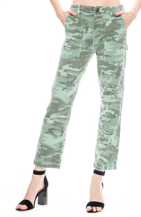 Spring Army Pants