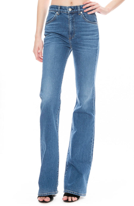 Wes Bootcut Jean in Reverence